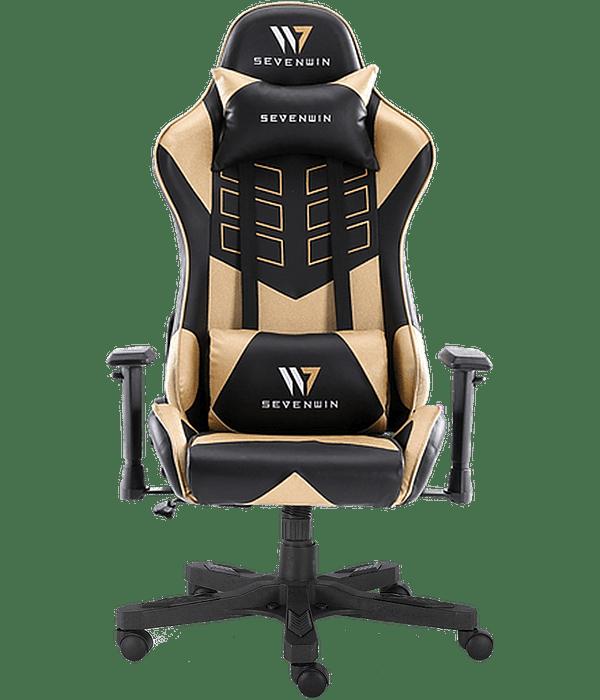 Silla Gamer Ascension Gold Throne
