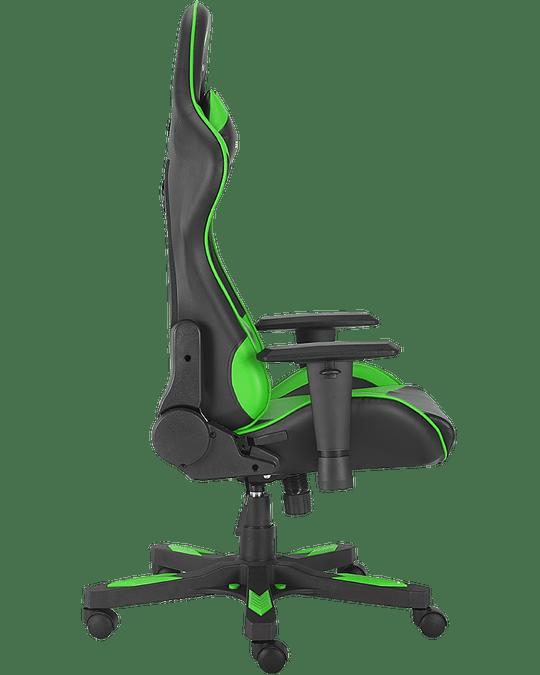Silla Gamer Ascension Green Clover