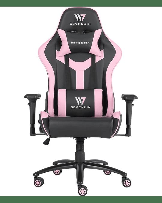 Silla Gamer Conquest Pink Blossom