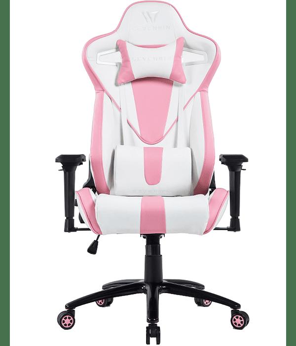 Silla Gamer Nova Pink Space