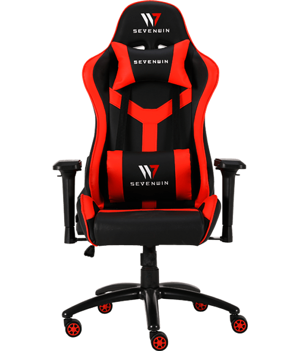 Preventa - Silla Gamer Conquest Red Magma