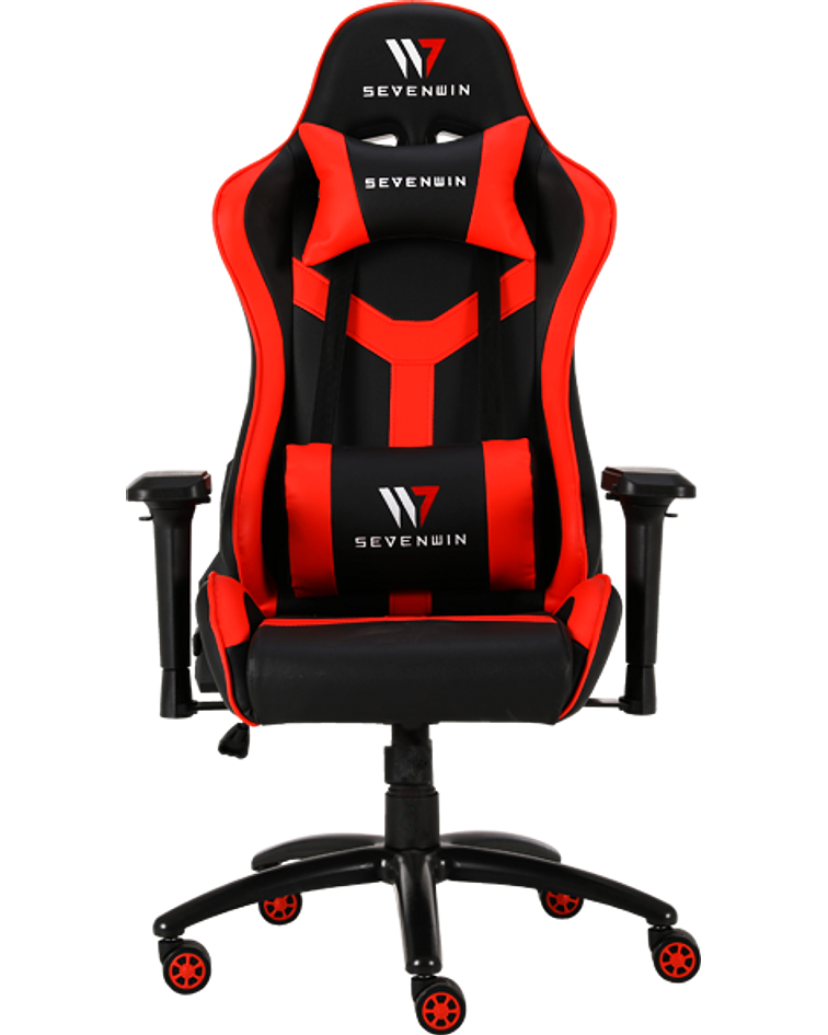 Silla Gamer Conquest Red Magma