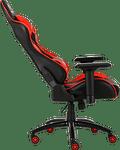 Silla Gamer Conquest Red Magma