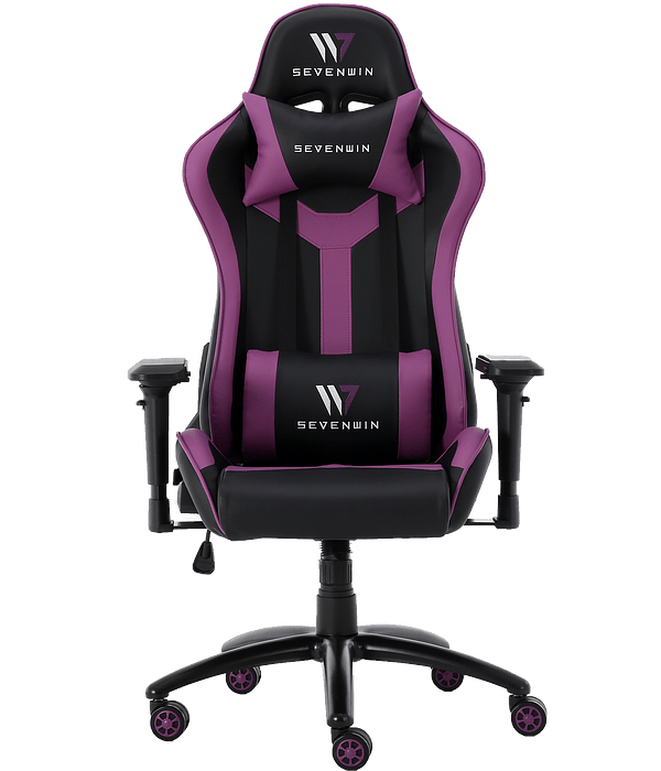 Preventa - Silla Gamer Conquest Purple Poison