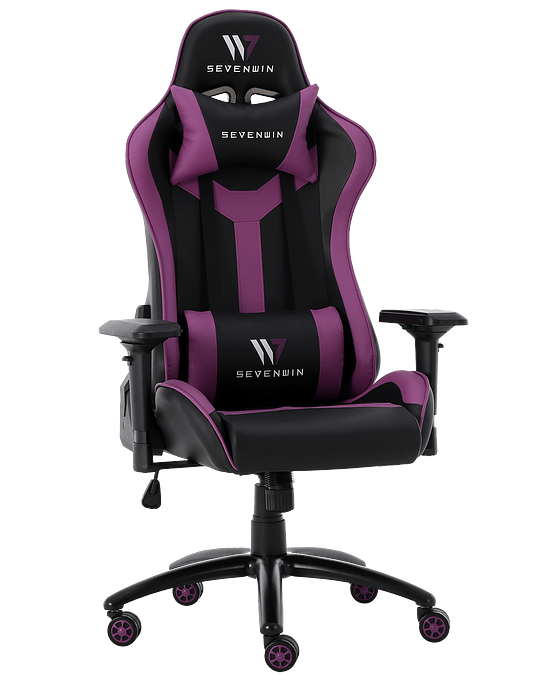 Silla Gamer Conquest Purple Poison