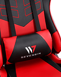 Preventa - Silla Gamer Ascension Red Hell