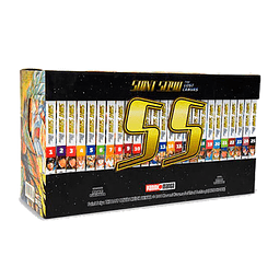 Saint Seiya Lost Canvas - Box set