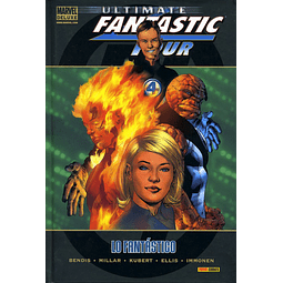 Marvel Deluxe. Ultimate Fantastic Four #1 - Lo Fantástico