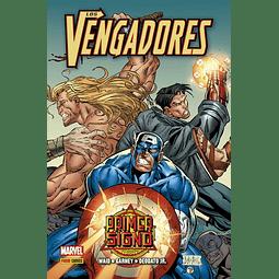 100% Marvel HC - Los Vengadores: Primer Signo