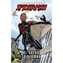 Ultimate Integral. Miles Morales: Spider-Man #1 - El nuevo Spiderman