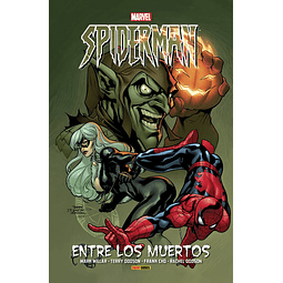 Marvel Integral Spiderman: De entre los muertos