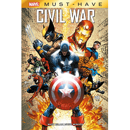 Marvel Must-Have - Civil War