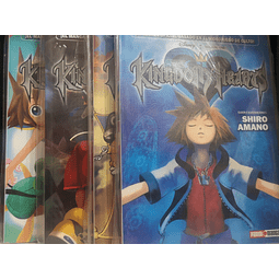 Kingdom Hearts - Pack 1 al 4