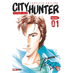 City Hunter #1