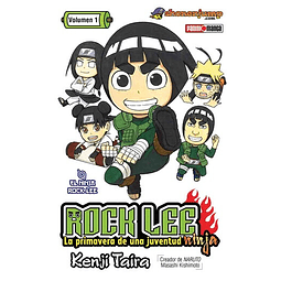 Rock Lee - Tomos 1 y 2