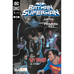 Batman / Superman #05