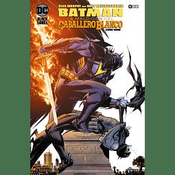 Batman: La maldición del caballero blanco #08