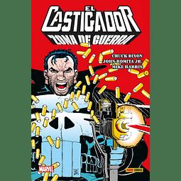 El Castigador - 100% Marvel HC. - Zona de Guerra