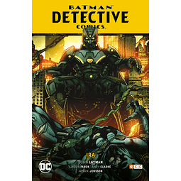 Batman Detective Cómics Vol 3 : Ira