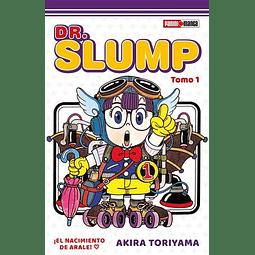 Dr. Slump 1 y 2