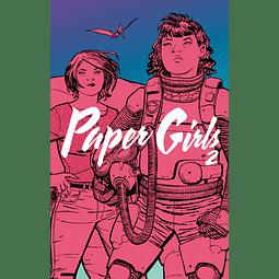 Paper Girls - Tomo 2