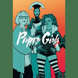 Paper Girls - Tomo 4