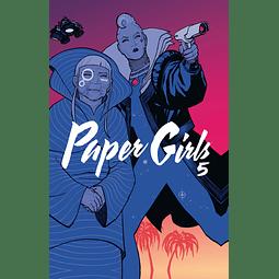 Paper Girls - Tomo 5