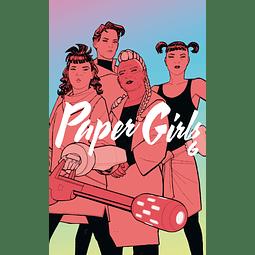 Paper Girls - Tomo 6