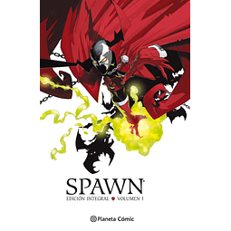 Spawn Integral - Vol 1