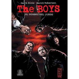 The Boys - Tomo 1