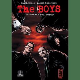 THE BOYS #01