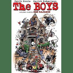 The Boys - Tomo 4