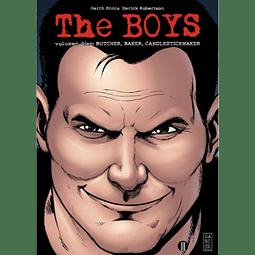 THE BOYS #10