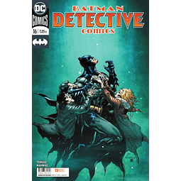 Batman: Detective Cómics #16