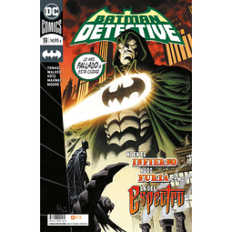 Batman: Detective Cómics #19