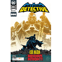 Batman: Detective Cómics #18