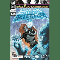 Batman: Detective Cómics #20
