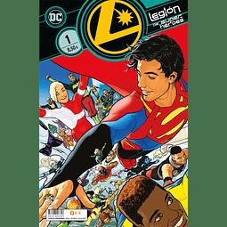 Legión de Superhéroes #01