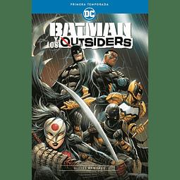 Batman y los Outiders: Primera Temporada - Dioses Menores
