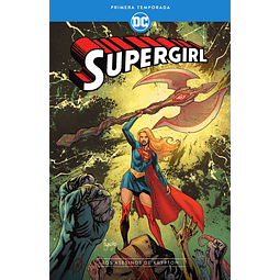 Supergirl: Primera temporada – Los Asesinos de Krypton