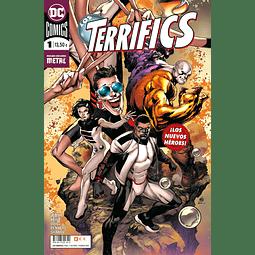 Los Terrifics #1
