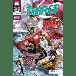 Los Terrifics #2