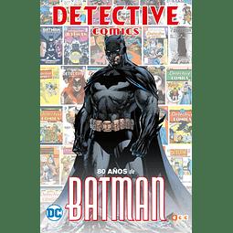 Detective Cómics: 80 años de Batman