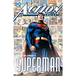 Action Cómics: 80 años de Superman