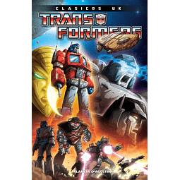 Transformers #1 - Clásicos UK