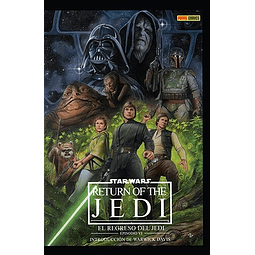 Star Wars - Episodio VI - El Regreso del Jedi