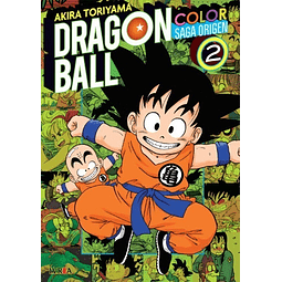 Dragon Ball Color - Saga Origen Tomo #2