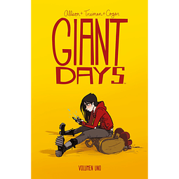 Giant Days #01.