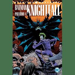 Batman: La caída del murciélago - Pack