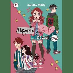 Alegría y Sofía - Clase 7°B